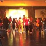Mini club enfants danse du village