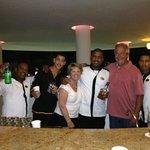 Great staff at Gabi Club! Hola!! :)