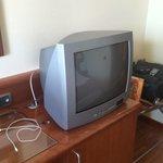 Televisore della stanza
