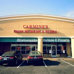 Carmine's Italian Restaurant store front