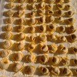 hand made tortellini!!!