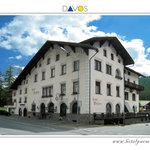 Hotel Parsenn Sommer