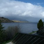View across Loch Awe