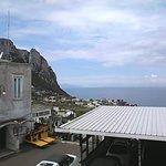 visuale dall'albergo 2