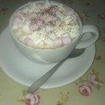 Aptly named 'Amazing hot chocolate'