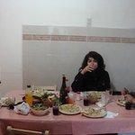 comer con amigos es más rico!