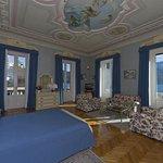 Blue Junior Suite