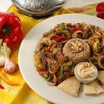 comida árabe lo maximo