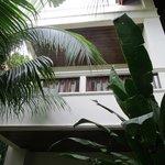 Наш балкон.