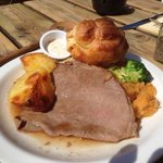 Great Sunday lunch