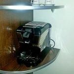 Coffee mashine