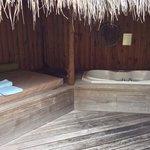jacuzzi/rest area