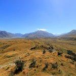 View from Edoras - Mount Sunday
