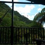 Terrasse cabine n°2