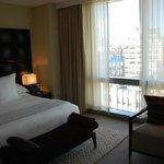 Habitación con excelente vistas a New Jersey y WTC