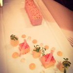 Duck terrine with foie gras