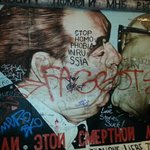 East Side Gallery - one of the stops on the Wild East Tour