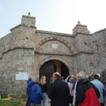 The gateway to the lower tower