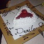 dessert romantico