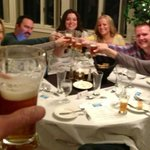 Lucerne Inn Beer Dinner - Fun