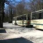 Plitvice park shuttles
