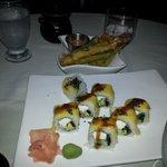 sushi and tempura