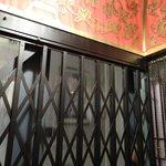 Antique elevator (not Otis)