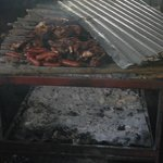 Jerk Pork and Sausage.......... The best EVER!