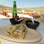 Lunch at Jose Falcon's in Boquillas del Carmen, Mexico-cross the border legally with your passpo