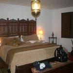 Sumeria Room - comfortable bed