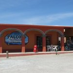 Jose Falcon's in Boquillas