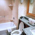 Room 368 Bathroom