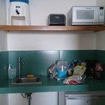 Cocina de la Habitacion