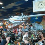 Margaritaville in the Cancun Airport