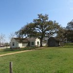 Boyhood Home in Johnson City