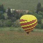 Flight at Napa Valley