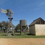 Windmill & water tank