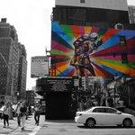 Street art of Chelsea