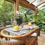 Olinda Cottage - Conservatory