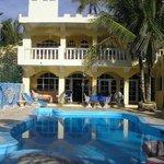 Hotel El Viejo Pirata Foto