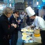 Degustación de quesos para El Kiosko Decoraciones
