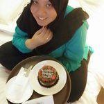 Many thanx to all Gino Feruci Braga management and staff for the birthday wishes and surprise��