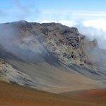 multicolored Lava rocks