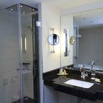 Vanity & Shower