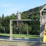 Kids on the playground....
