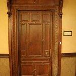 Exterior Suite door