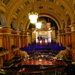 The magnificent pipe organ