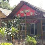 Village Vatika Restaurant.  Best food in Corbet