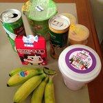 покупки  из супермаркета