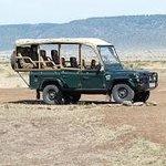 Le 4x4 de Kilima